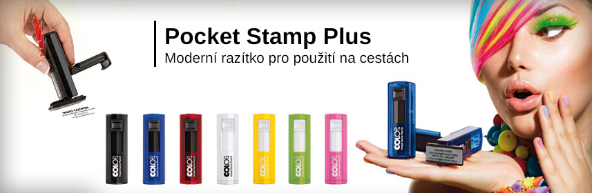 COLOP Pocket Stamp PLUS